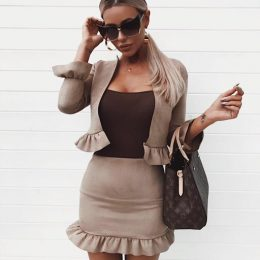 Miss Independent Two Piece . B10